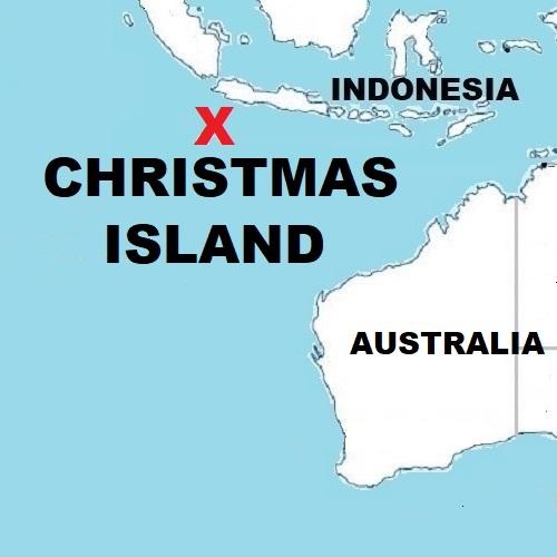 Reptiles of Christmas Island